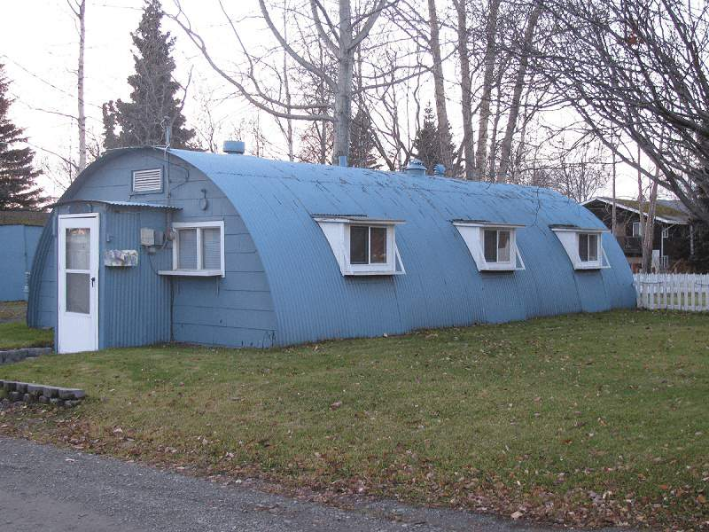 Quonset hut most affordable durable steel quonset for Steel building homes for sale