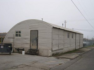 Stran-Steel Quonset Hut