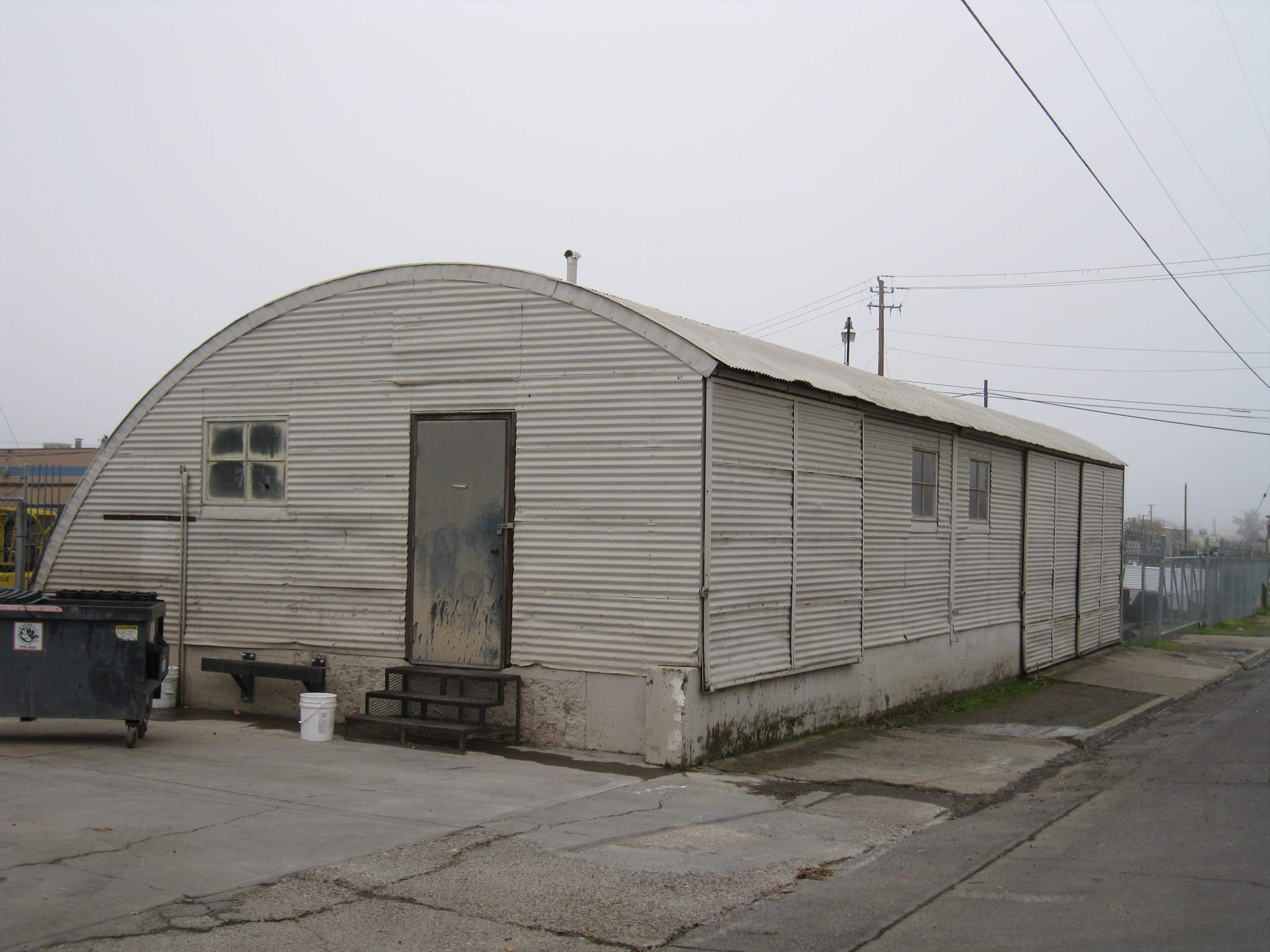quonset Hut on 16 x 24 cabin plans