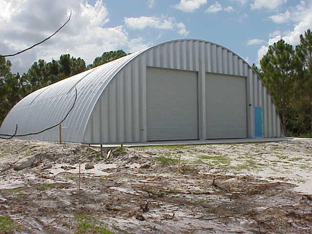 Different styles of quonset buildings quonset hut types for Quonset hut