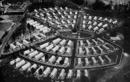 quonset huts for army