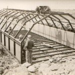 history of quonset huts