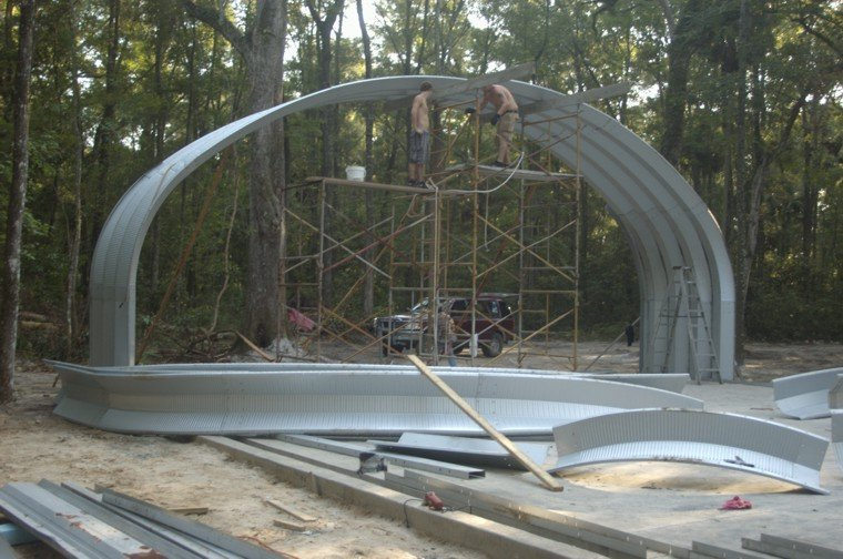 Buy A Quonset Hut
