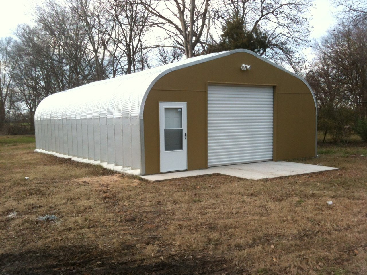 A Quick Guide to Quonset Hut Pricing