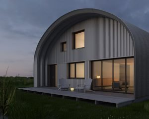 Quonset Hut House